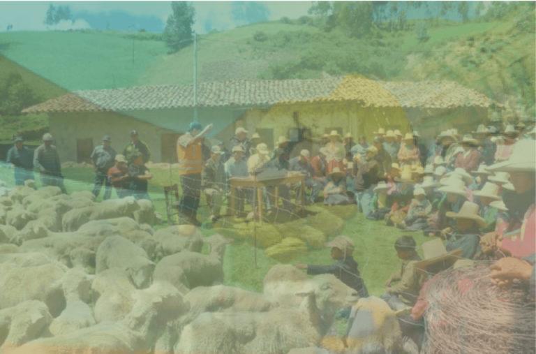 GESTION DE RELACIONES COMUNITARIAS Y GOBERNANZA TERRITORIAL